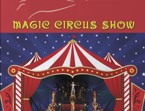 LOCANDINA MAGIC CIRCUS
